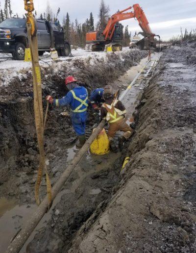 joel 3 - pipeline